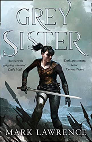 Image result for mark lawrence grey sister