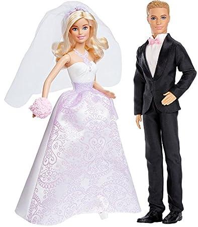 Ken Matrimonio Sposo Mattel DVP39