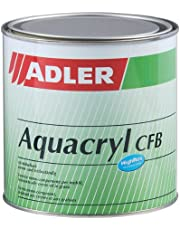 Aqua-Cryl CFB G100 125 ml glanzend kleurloos op waterbasis, zeer duurzame, kleurloze houtlak - transparante lak voor hout binnenshuis