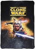 Jay Franco Star Wars Clone Wars Fierce Blanket