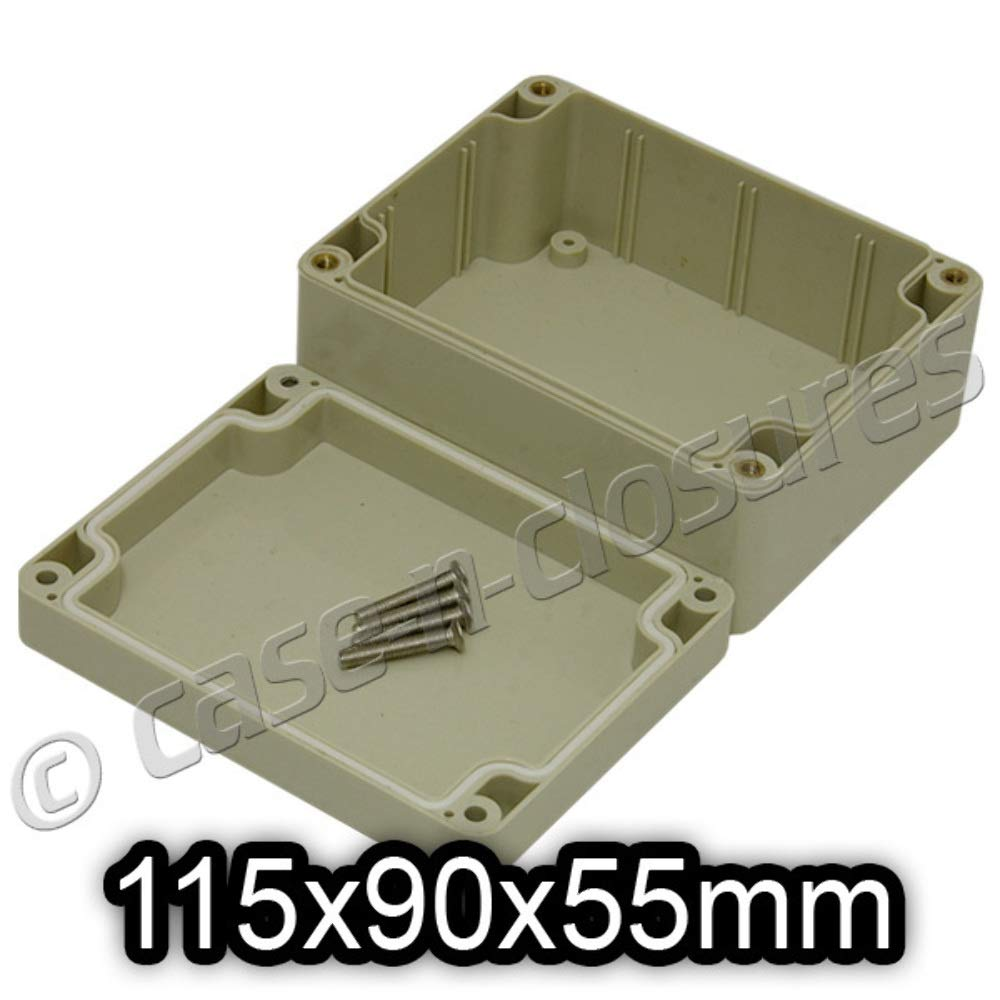 Contactum 47-SB202015D IP66 Service Box 200 mm x 200 mm x 150 mm