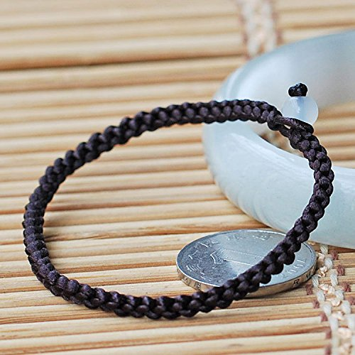 Nine vehicles Diamond knot Benming Jade Snake Chinese knot hand-woven red string bracelet male and female couple jewelry wholesale