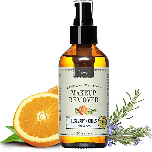 Organic Makeup Remover Rosemary Citrus product image