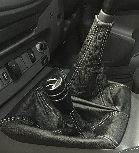 Amazon.com: RedlineGoods Toyota Hilux 2005-15 bota/funda para palanca de cambios y 4WD de: Automotive