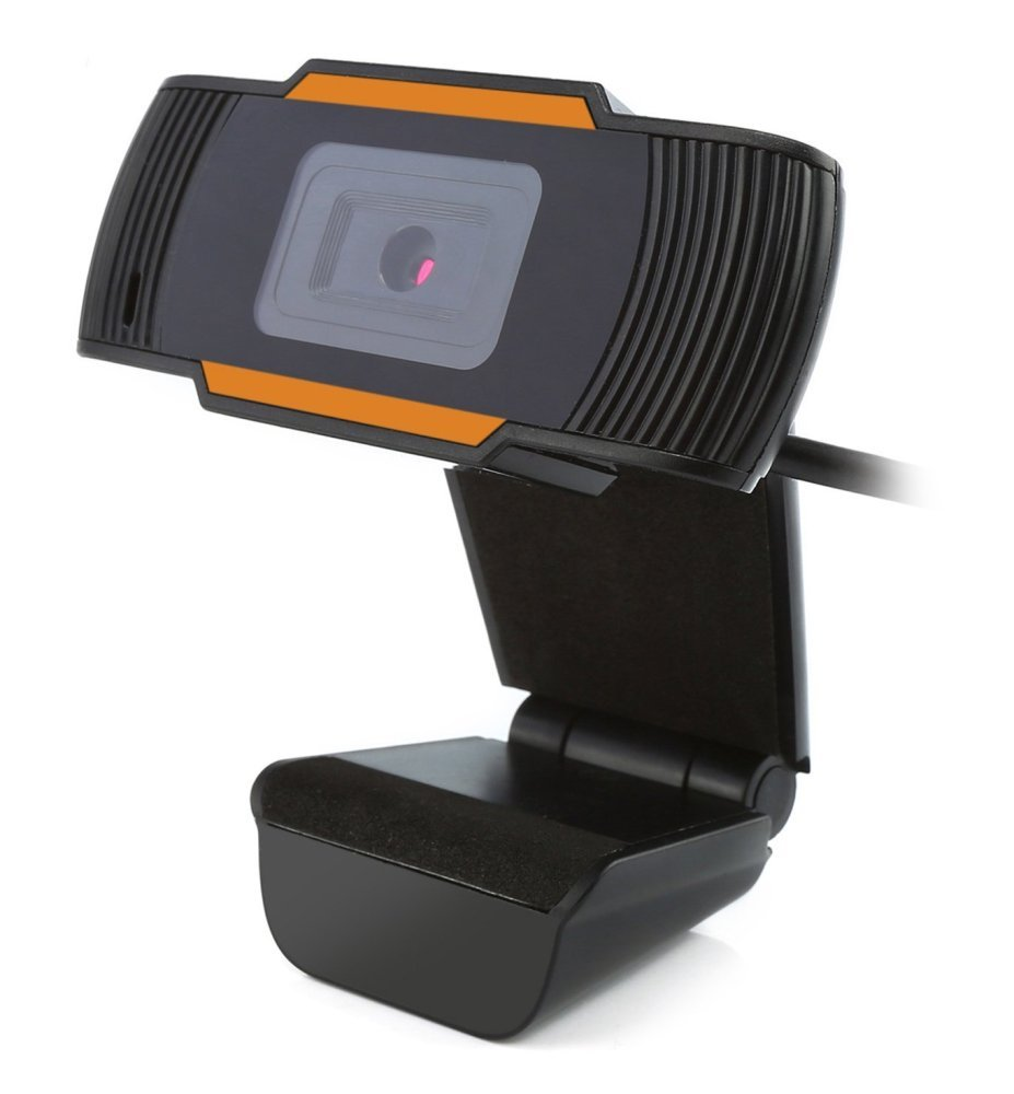 MyBreeze@ Desktop or Laptop Webcam for Video Calling and Recording