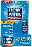 New-Skin Liquid Bandage, First Aid Liquid Antiseptic, 1 Ounce Bottle