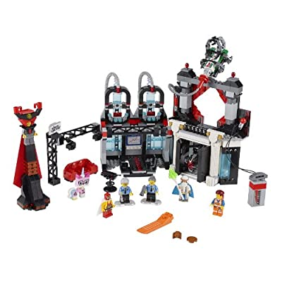 LEGO Movie 70809 Lord Business' Evil Lair (Discontinued by manufacturer): Toys & Games