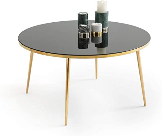 La Redoute Interieurs Luxore Table Basse Ronde: Amazon.fr ...
