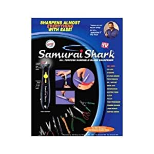 SAS SAMURAI SHARK SASHR 6 KNIFE SHARPENER