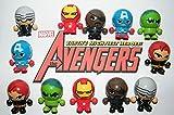 Marvel Avengers Super Hero Figures Deluxe Party