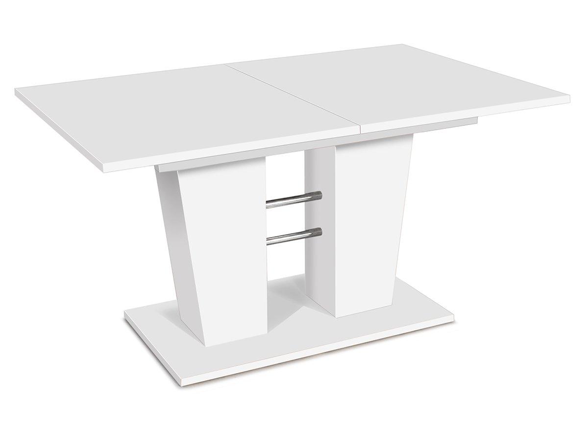 möbelando Esszimmertisch Esstisch Auszugstisch Ausziehtisch Tisch ...
