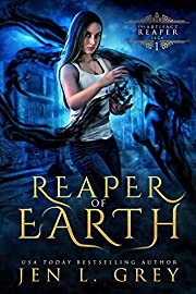Reaper of Earth (The Artifact Reaper Saga Book 1)