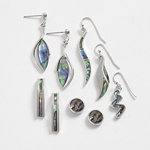 inlaid-abalone-shell-earrings-6-designs-of-hooks-and-studs-1-card-of-two-