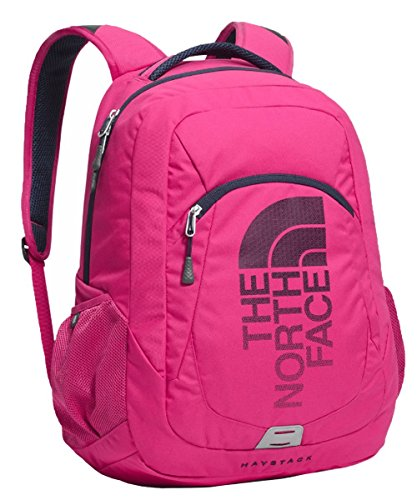 The North Face Haystack Backpack(Cabaret Pink/Cosmic Blue,One Size)