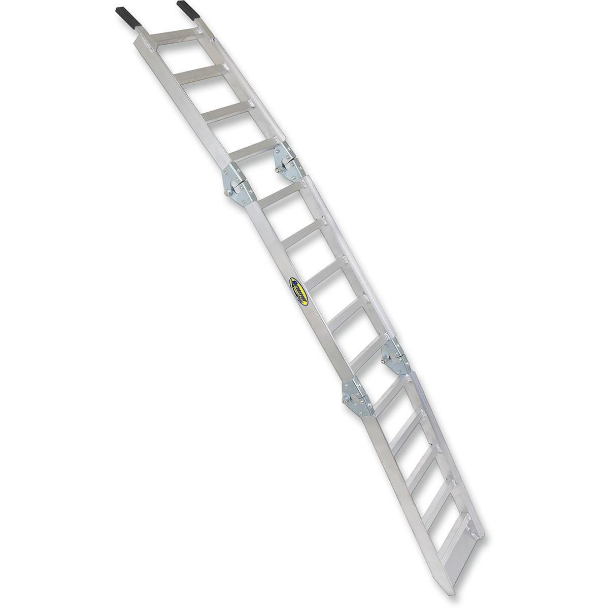 Aluminum Folding Ramps >> Amazon Com Motorsport Products 913700 Tri Fold Ramp 6ft