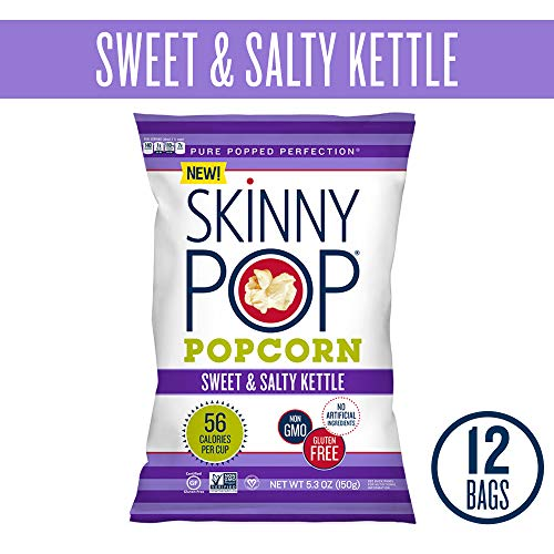 skinny popcorn sweet and salty