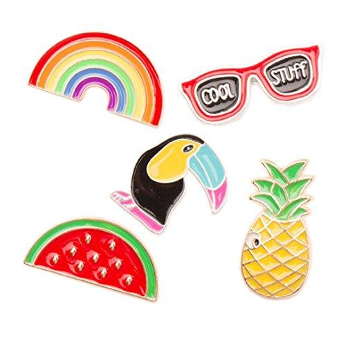 YABINA Sunglass Woodpecker Pineapple Watermelon product image
