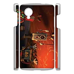 Ringke FUSION Thunder and the House of Magic Cute Cartoon Case For Google Nexus 5 Csaes phone Case THQ141080