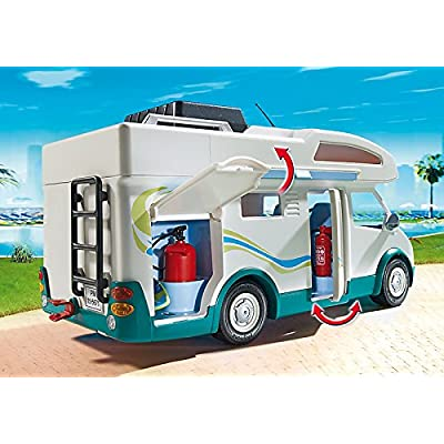 PLAYMOBIL Summer Camper: Toys & Games