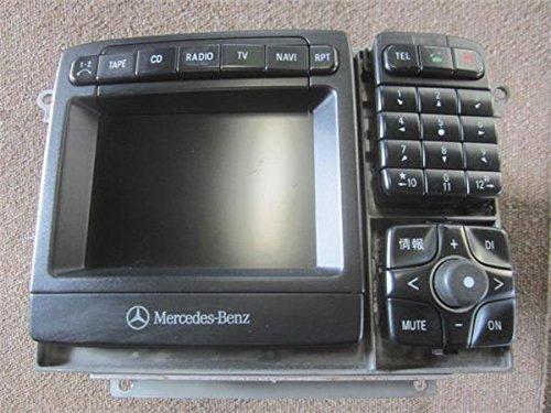 ベンツ 純正 ベンツS 《 220065 》 マルチモニター P10100-16017867 B01NCF0R0L