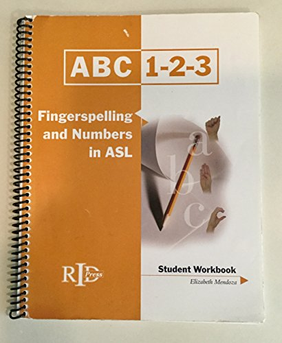 - ABC 1-2-3: Fingerspelling and Numbers in ASL