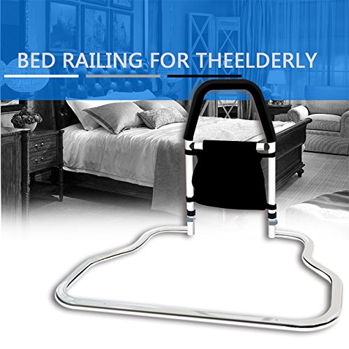 Sensational Medokare Bed Rails For Elderly Hospital Grade Safety Bed Gmtry Best Dining Table And Chair Ideas Images Gmtryco