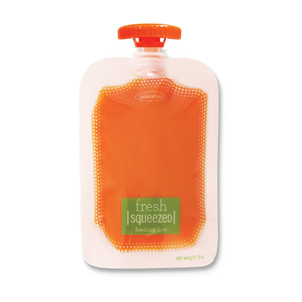 Infantino Fresh Squeezed Simple Squeeze Kit by Infantino (Image #5)
