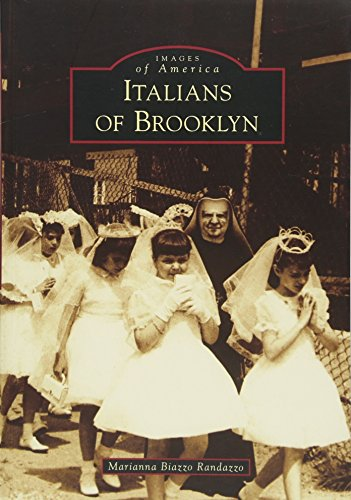 (Italians of Brooklyn (Images of America))