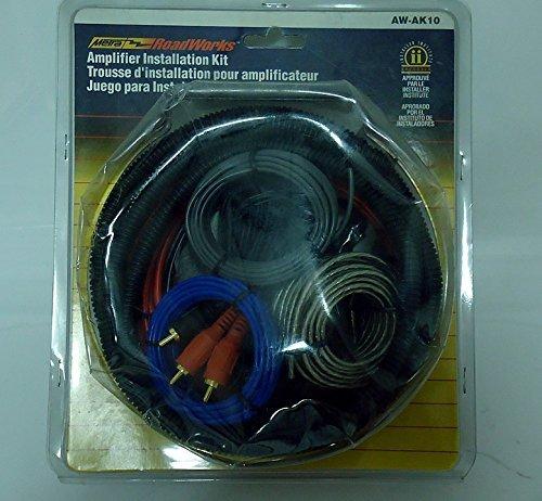 Metra AWAK10 100 Watt Amplifier Installation Kit