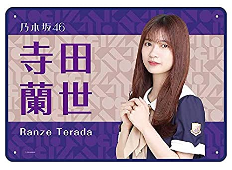 乃木坂46 個別ブランケット2019 寺田蘭世