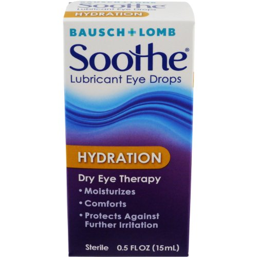 Soothe Xtra Hydration Eye-Drops, 0.5 Fluid Ounce ()