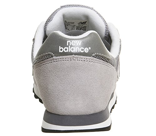 New Homme Balance Grey Gris Basses Gr Ml373gre Silver Sneakers rArwqvI