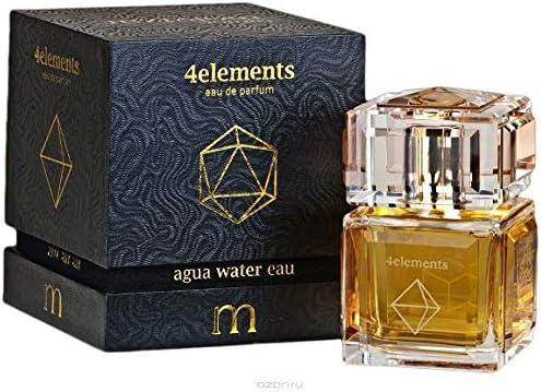 Ramon Molvizar 4 elements Eau de Parfum 3.4 oz./100 ml New in Box Made in France