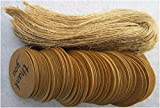 Kraft Paper Thank You Tag - LeBeila Thank You Tags For Wedding Favors ...