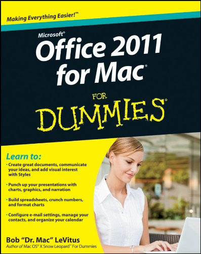 [F.r.e.e] Office 2011 for Mac For Dummies ZIP