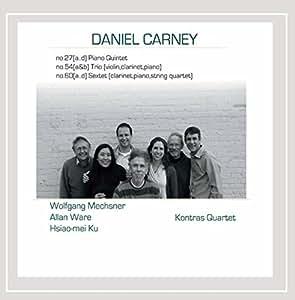Daniel Carney Nos. 27 54 & 60