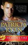Front cover for the book Heaven's Fire by Patricia Ryan