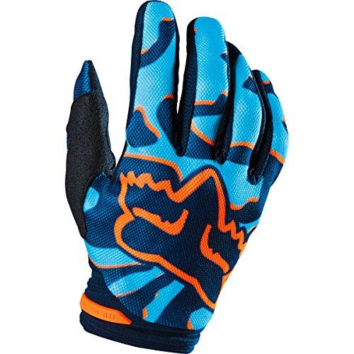 Fox Racing 2016 Dirtpaw Women's MotoX Motorcycle Gloves - Aqua/X-Large