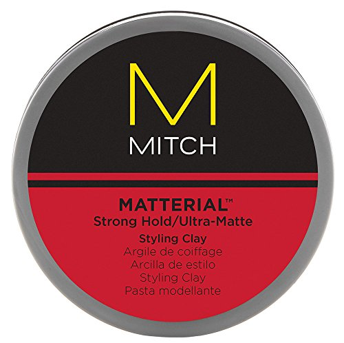 Paul Mitchell Matterial Strong Hold Ultra Matte Styling Clay