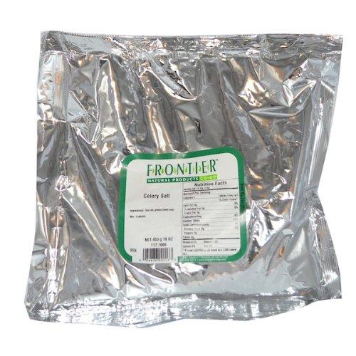 Frontier Natural Products Celery Salt -- 16 oz