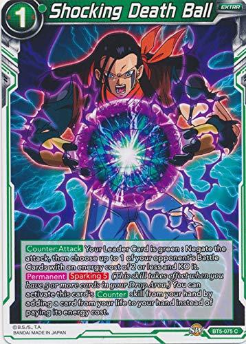 Dragon Ball Super TCG - Shocking Death Ball - BT5-075 - C - Miraculous Revival