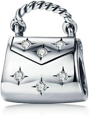 bijoux de sac a main en argent