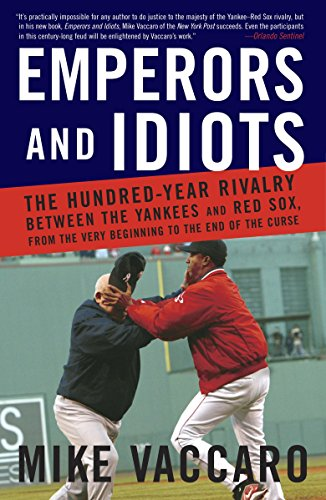 The New York Yankees. The Boston Red Sox. For a hundred years, no two teams have locked horns as fiercely or as frequently – and no two seasons frame the colossal battle more perfectly than 2003 and 2004. Now, with incredible energy and access, leadi...