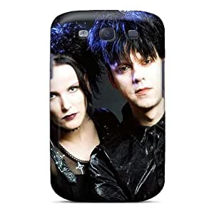 Samsung Galaxy S3 Yjz16802KZUM Allow Personal Design Lifelike Lacrimosa Band Image Shock Absorbent Hard Phone Case -KennethKaczmarek