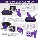 Arm & Hammer Platinum Slide Easy Clean-Up Clumping Cat Litter, Multi-Cat, 37 lbs 9