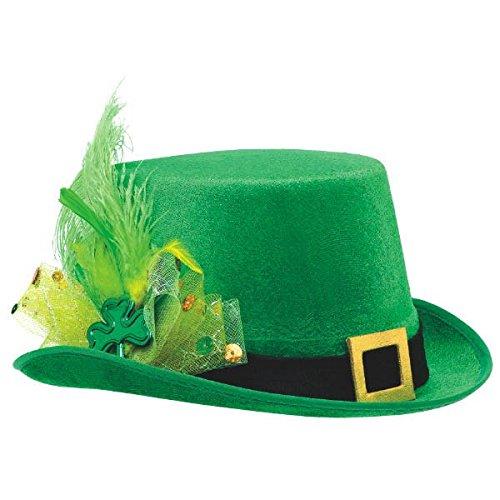 Fancy Leprechaun Top Hat