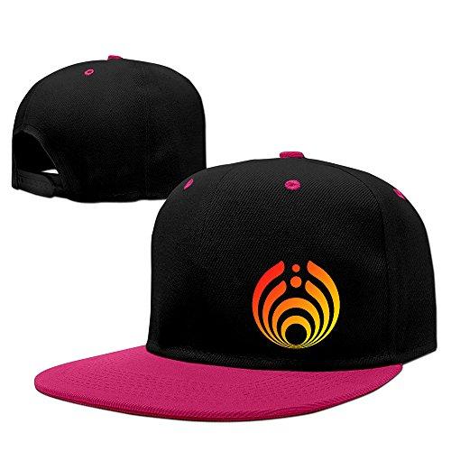 bassnectar-logo-unisex-100-cotton-pink-adjustable-snapback-trucker-hat-one-size