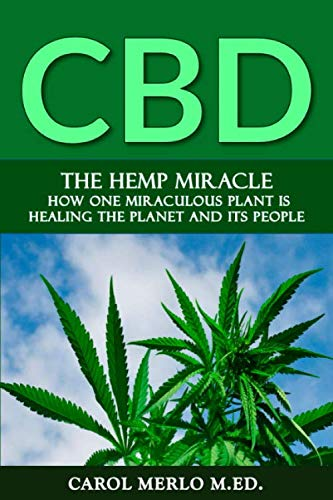 51ndOV2H pL - The Hemp Miracle: How One Miraculous Plant Is Healing the Planet and Its People