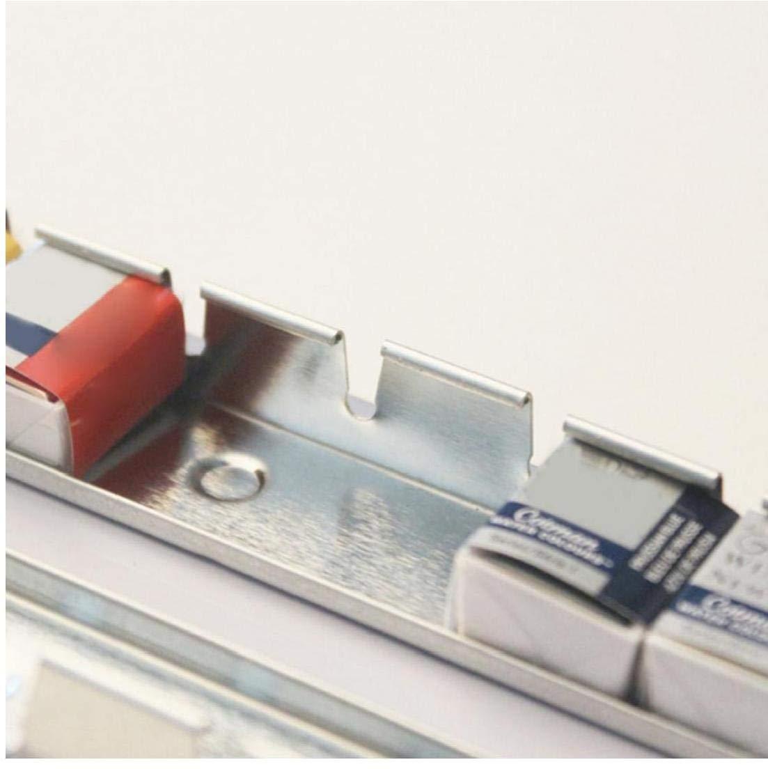100PCS di plastica Vuota Acquerello Mezza Vernice Pans Bambini Artista Studente Principianti Strumenti di Disegno Acquerello Mini Box