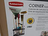 Rubbermaid 5A47 30 Tool Corner Tool Rack